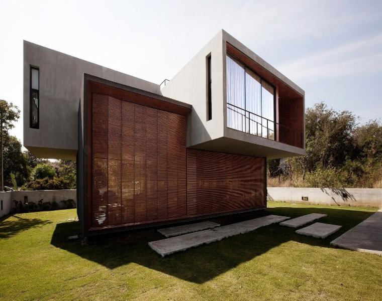 Casas minimalistas 24 dise os de arquitectura e for Diseno de oficinas inmobiliarias