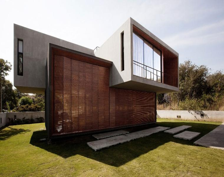 Casas minimalistas 24 dise os de arquitectura e for Imagenes de interiores de casas minimalistas