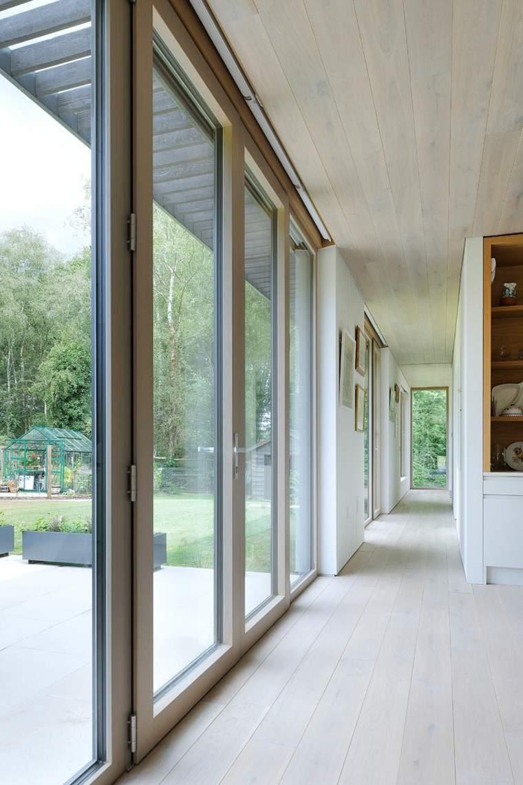 original pasillo suelo madera