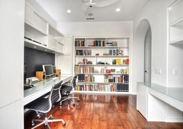 original diseño sala estudios trabajo