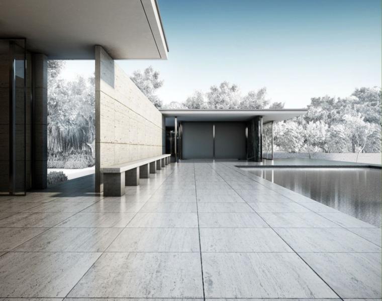 originales diseños casas minimalistas