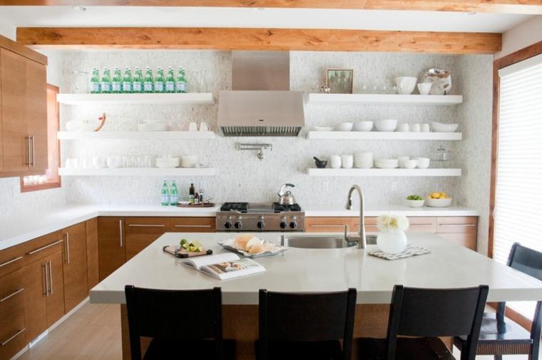 originales estantes cocina alice lane home collection