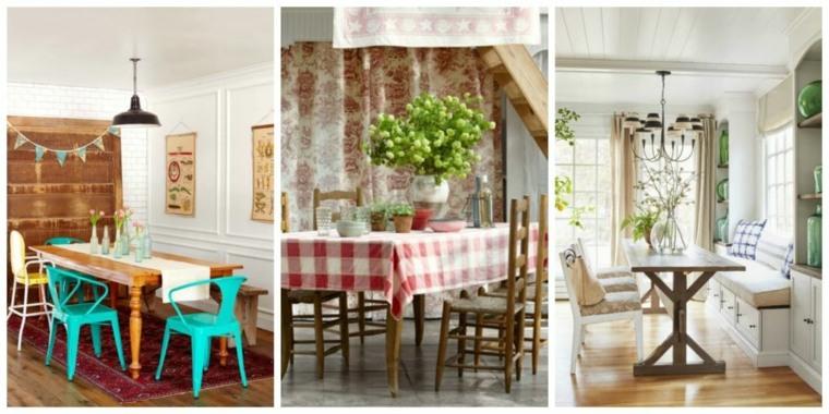 originales muebles para salon comedor