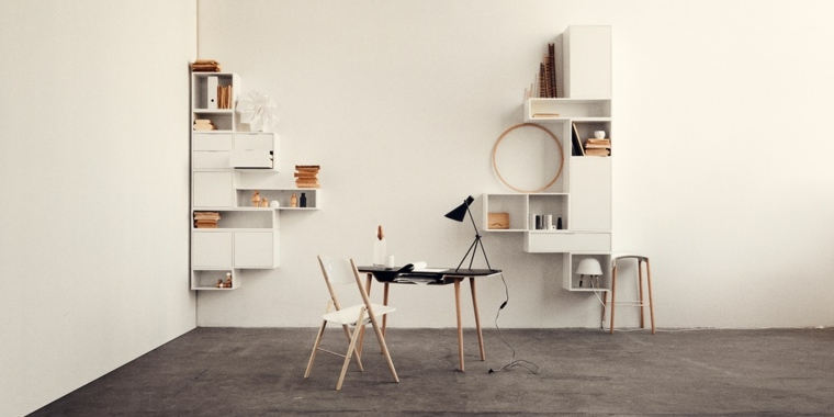 originales muebles oficina firma Bolia