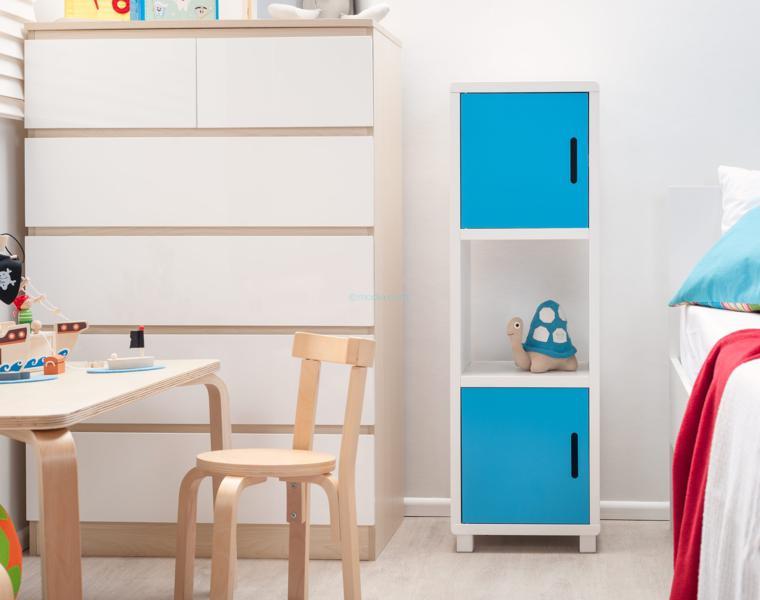 originales muebles habitación infantil