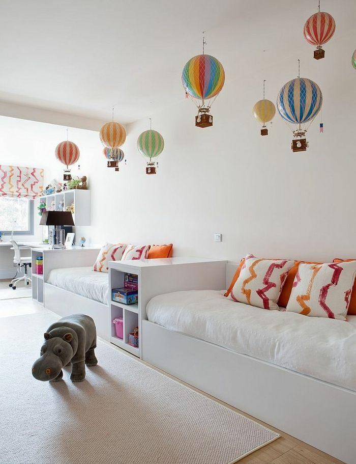 otoño dormitorios cocjines acentos globos