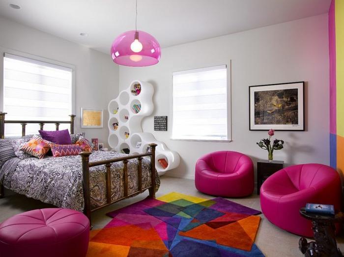 otoño dormitorios colores ideales rosa