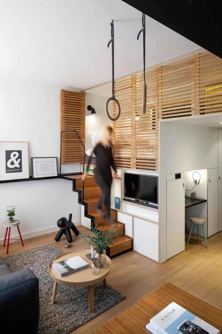 paneles estilos decoraciones muebles funcionales