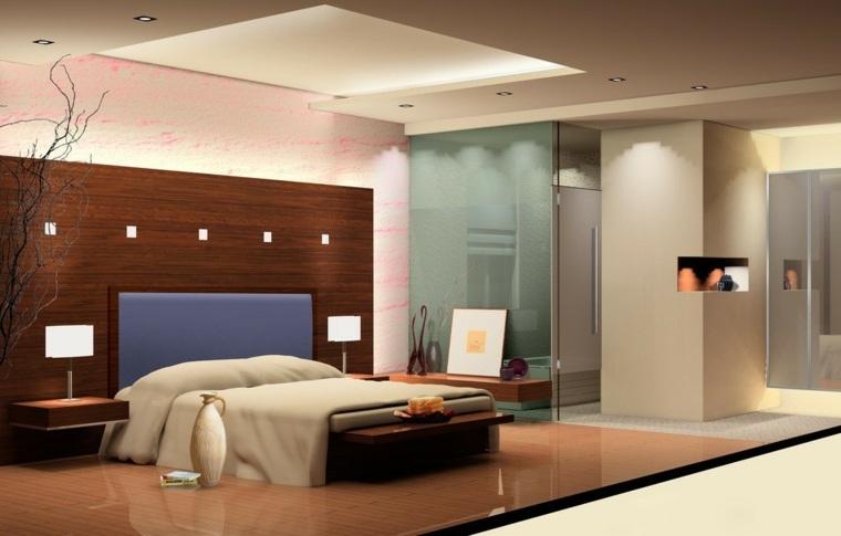 paredes con madera habitaciones