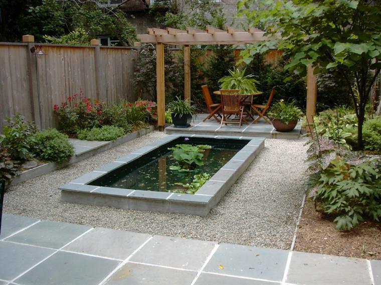 peces agua dulce kio jardin pergola ideas