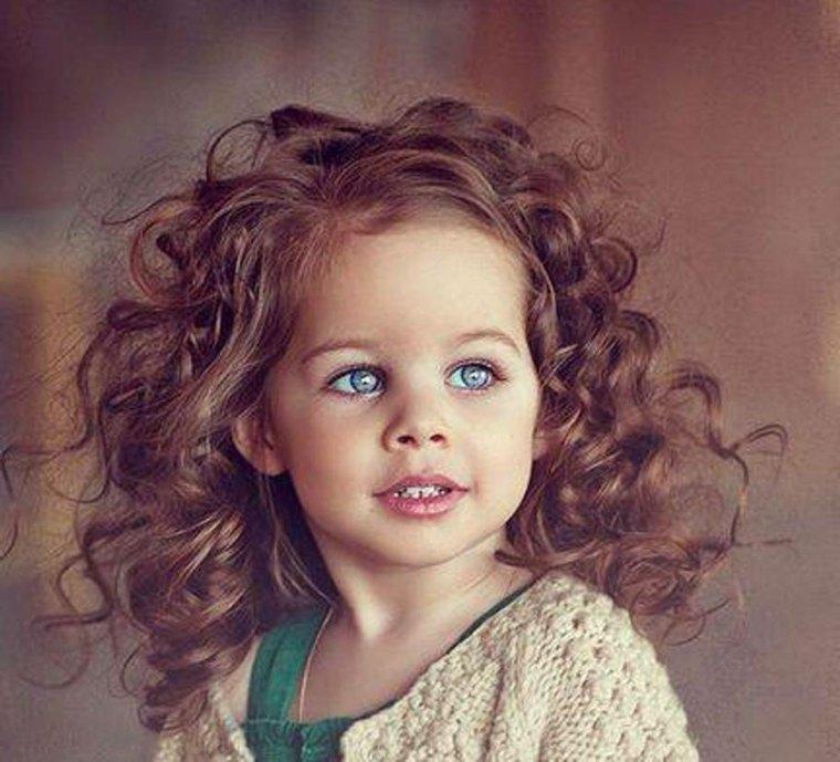 peinado para niña otoño