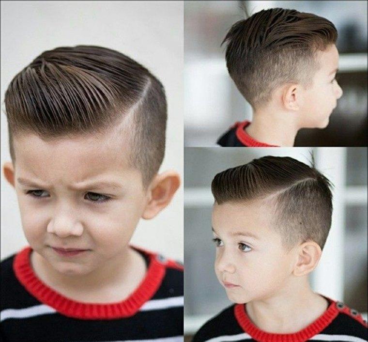peinados de niños