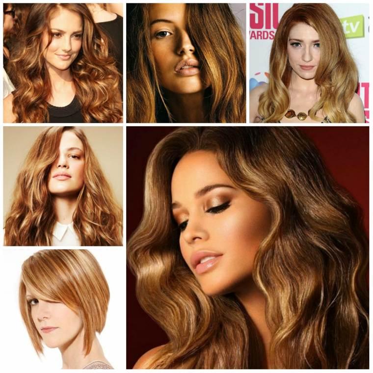 peinados elegantes otoño mujeres