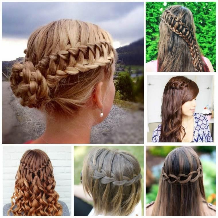 peinados elegantes paso a paso