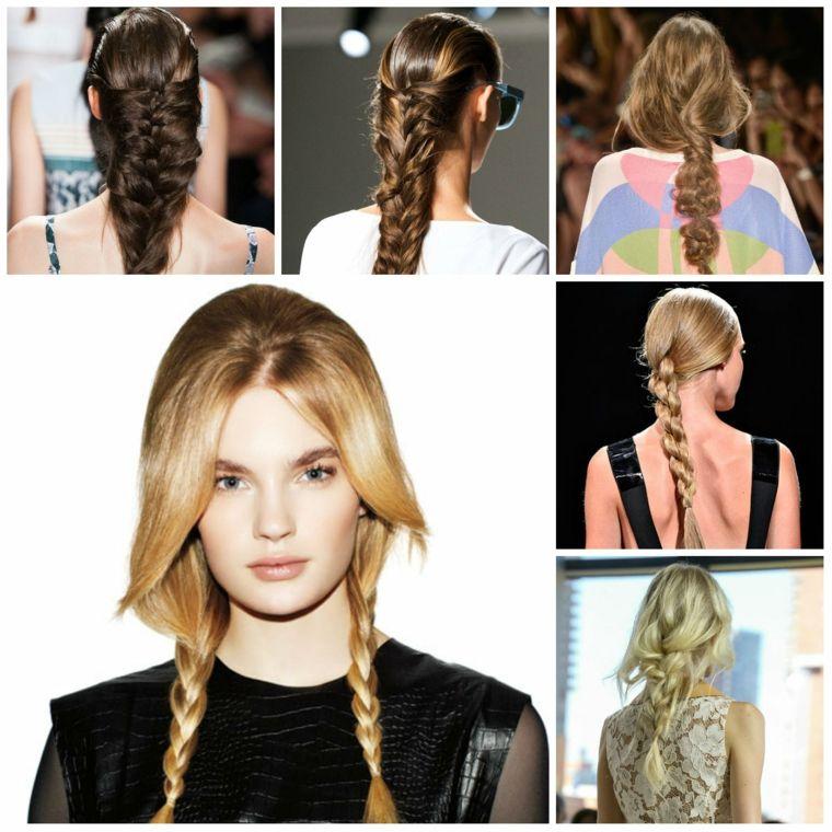 peinados elegantes todos pelos