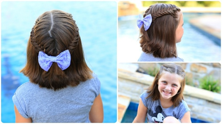 peinados fáciles para niñas