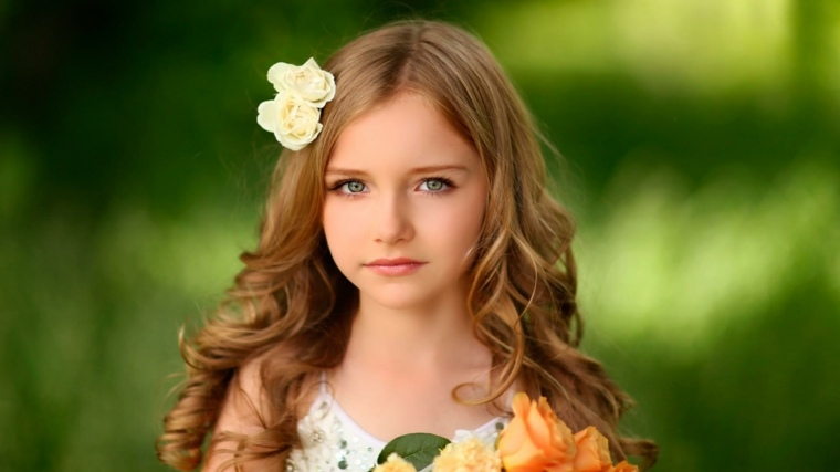 peinados para niñas pequeñas modernos