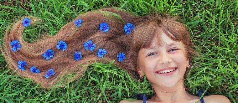 peinados para niñas pequeñas