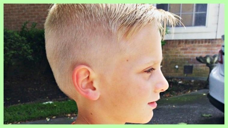 peinados para niños originales