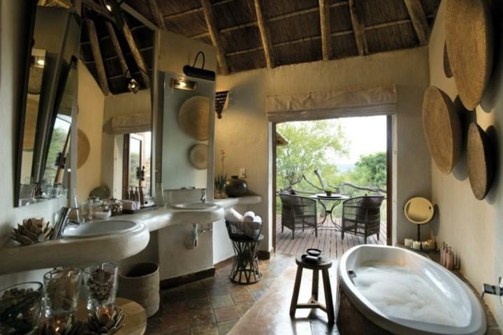 pequeno concepto salas especial baños