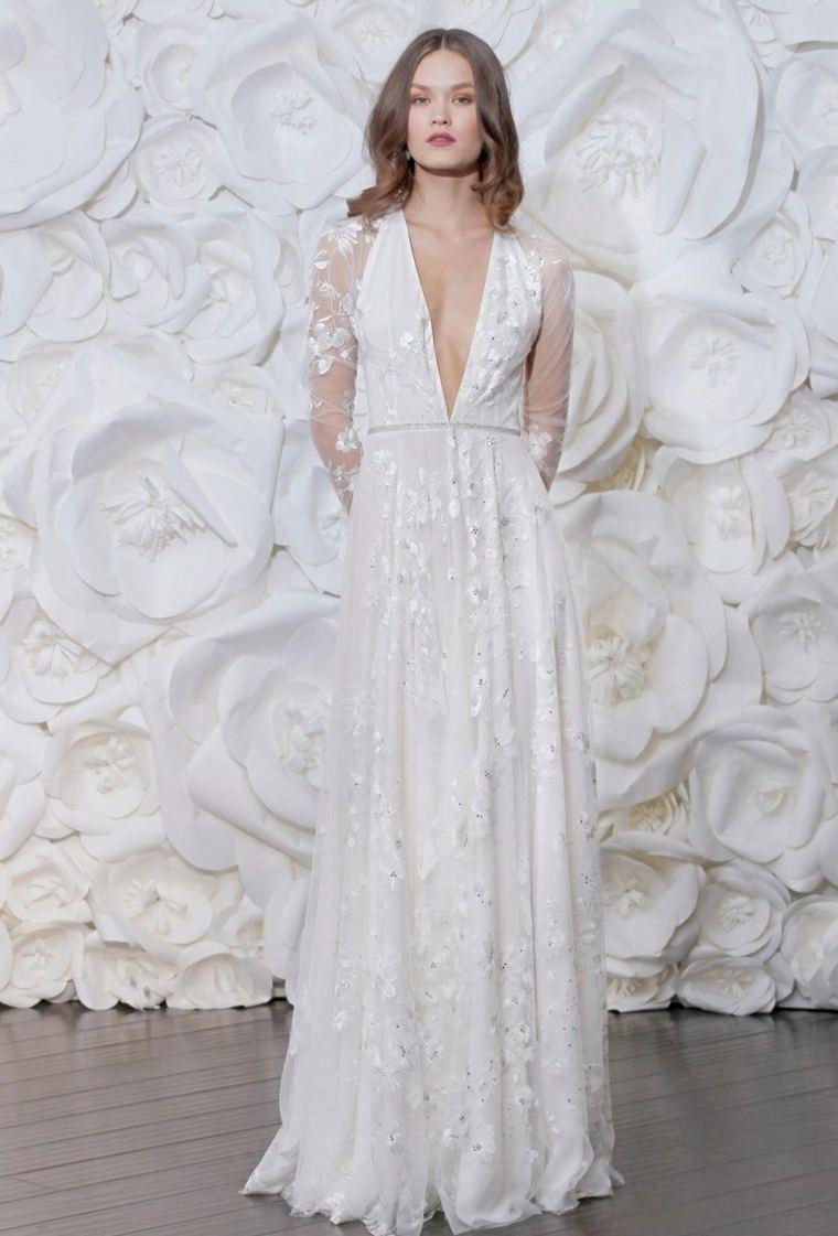 photocall para bodas diseno flores blancas ideas