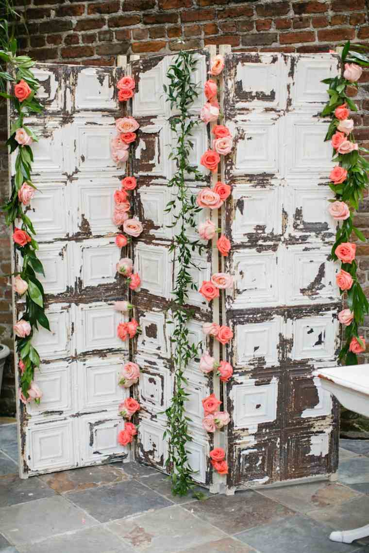 photocall para bodas diseno vintage ideas