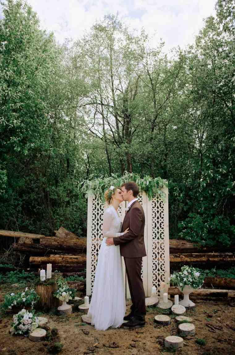 photocall para bodas opciones aire libre ideas