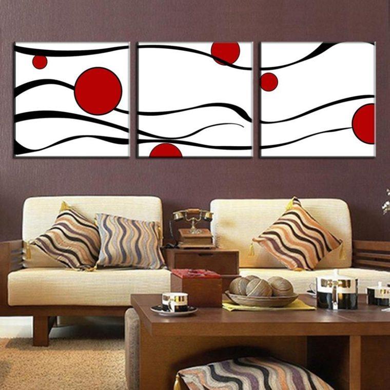 Cuadros minimalistas para decorar for Imagenes cuadros modernos