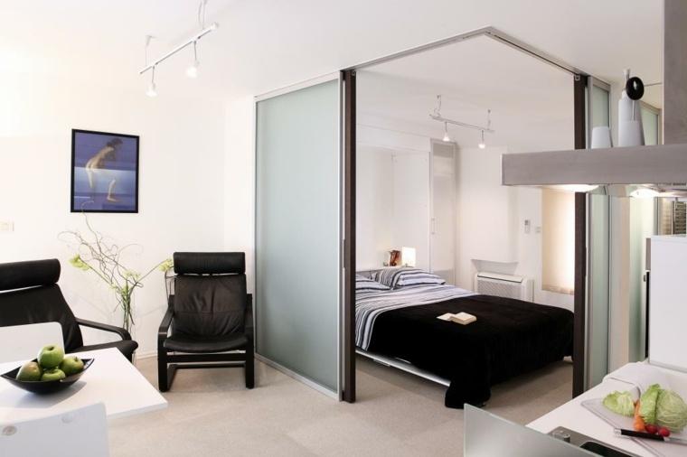 piso loft estilo business masculino