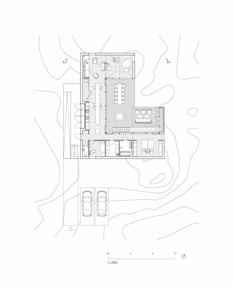 planos organizacion zonas especiales ideas