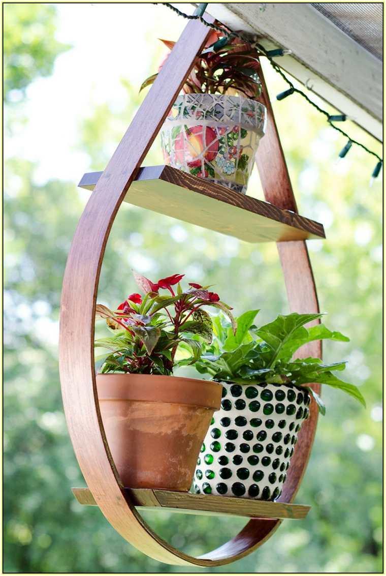 plantas para balcones colgantes