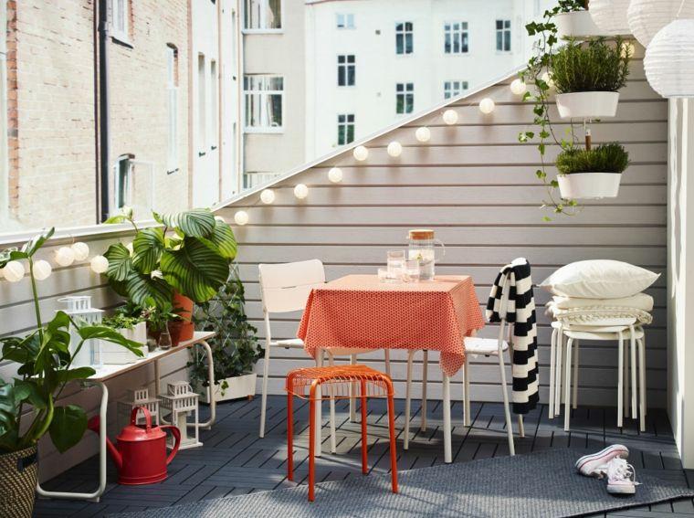 plantas para terrazas pequeñas