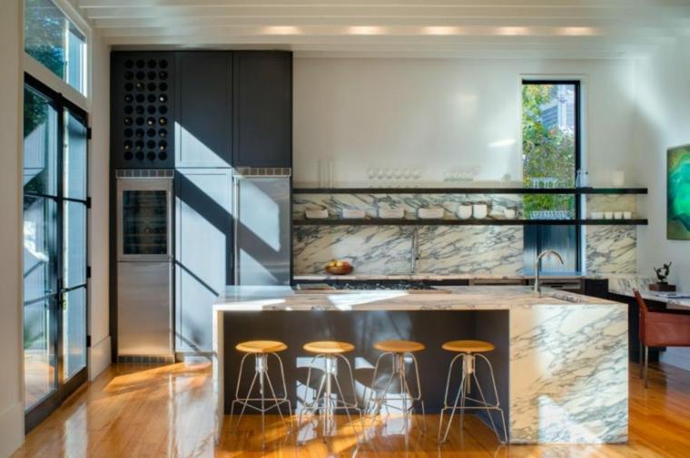 proteger paredes cocina salpicadero marmol