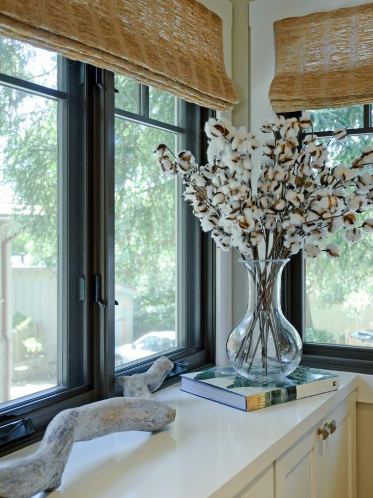 ramas secas colores especiales cristal
