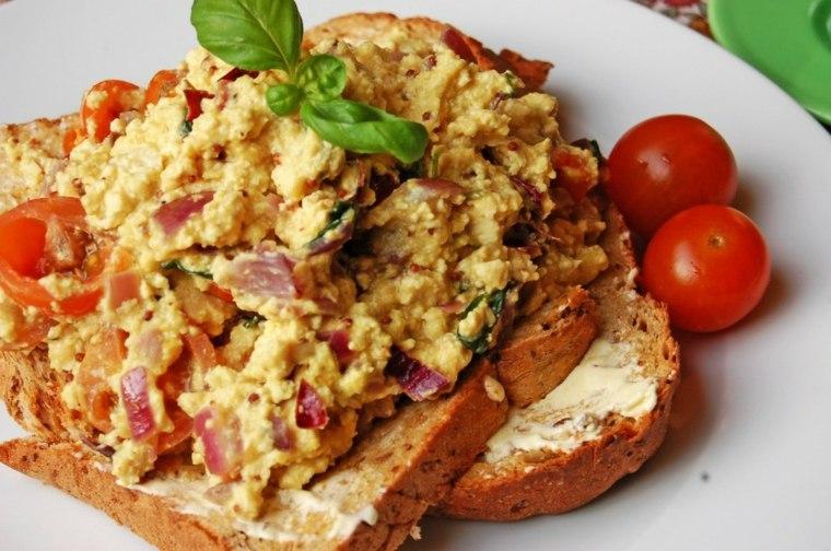 recetas vegetarianas desayunar