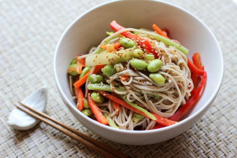 recetas vegetarianas sencillas originales