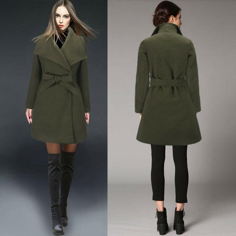 ropa para el otoño frío
