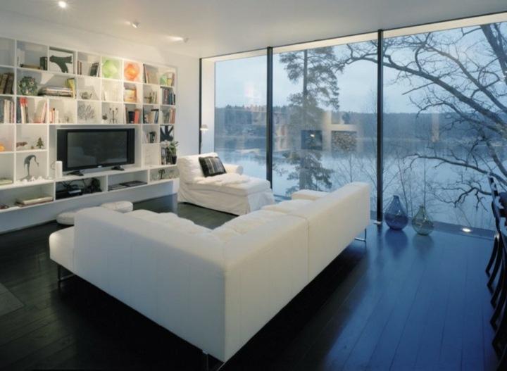salones dectalles cristales estilos muebles