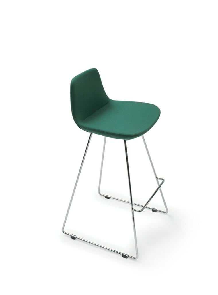 silla pera tel bar verde