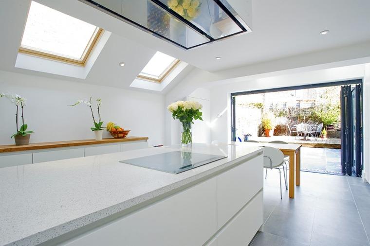 techos de cristal casas modernas