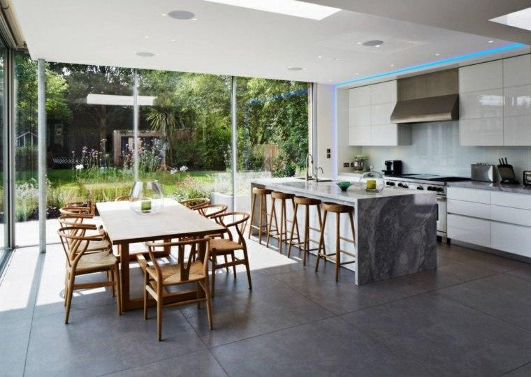 tendencias cocina diseño moderno