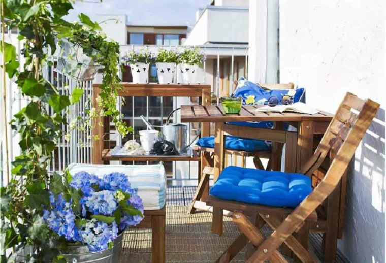 terrazas decoradas flores plantas
