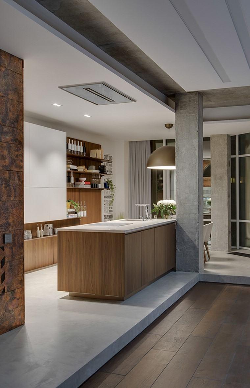 Textura madera para decorar la cocina - Diseno de una cocina ...