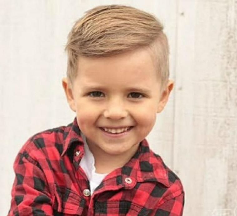 tipos de peinados para niños pequeños