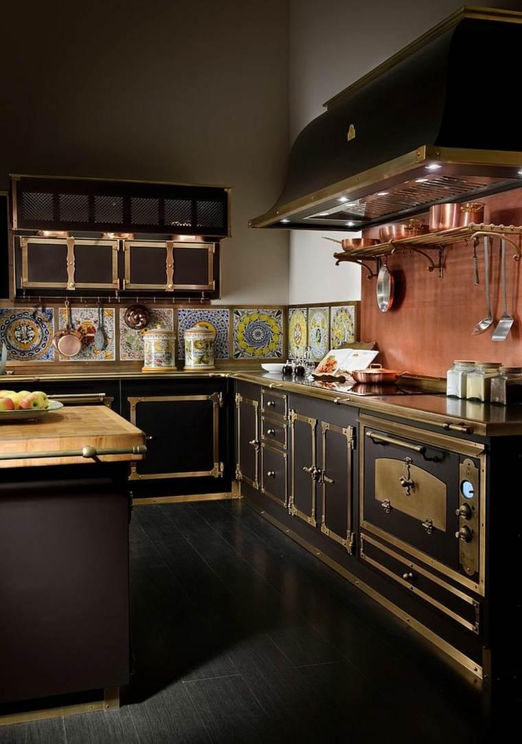 victoriana acabados cobre especial salones