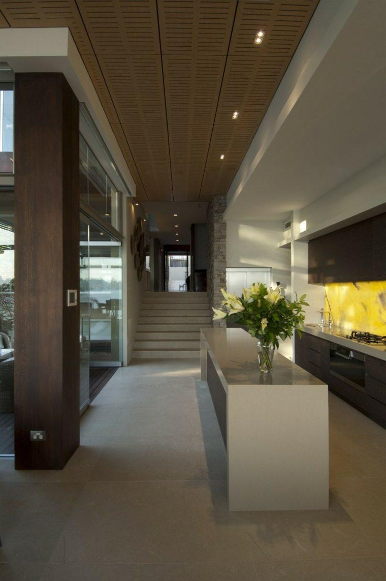 bruce stafford architects salpicadero cocina onix ideas