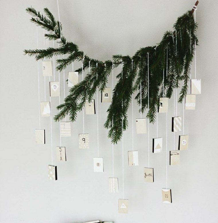 Ideas para decorar tu casa en navidad de forma sencilla for Como decorar una casa sencilla