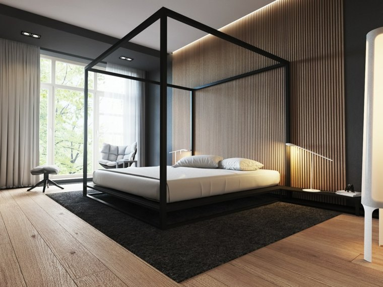 inna shapovalova habitaciones de lujo suelo madera
