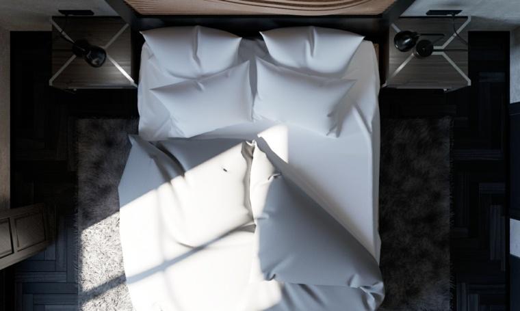 nikolay yarin ropa cama blanca