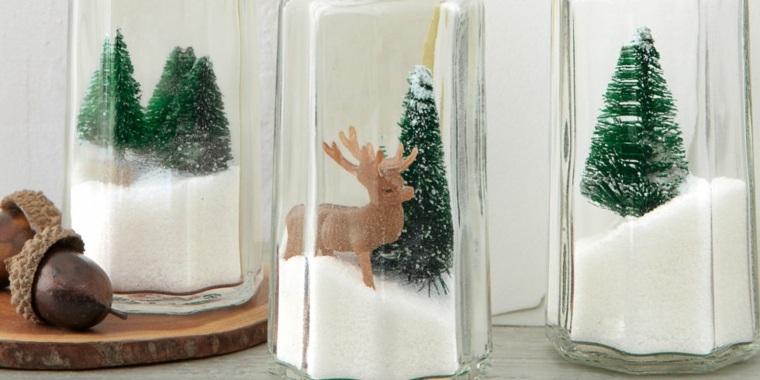 adornos navideños manuales